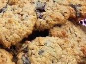 Biscuits l'avoine, beurre d'arachides chocolat