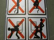 Interdictions spéciales toilettes Chine