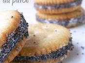 Crackers etoiles... ritz fines herbes pavot