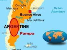 [Argentine] Sécheresse préoccupante dans Pampa