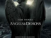 Anges Démons. Premier poster+ Photos.
