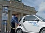Berlin annonce infrastructure pour voitures electriques