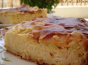 PITA Makaronopita pita macaroni feta