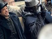 Sherlock Holmes nouveaux clichés tournage