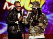 Chris Brown Grand vainqueur American Music Awards