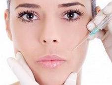 L'acide hyaluronique: antiride dans seringue