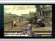 Metal Gear Solid bientôt iPhone
