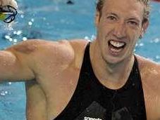 "Alain Bernard ""champion champions 2008"""