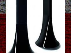 enceintes sans avec design Philippe Starck