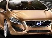Volvo Concept voiture autonome dans embouteillages, découvrir images