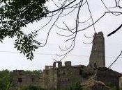 Ailleurs: ruines château Okoř