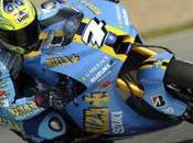 MotoGP Loris Capirossi Suzuki tournent vers Sepang