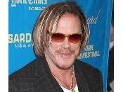 Mickey Rourke suite!
