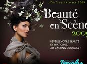 Beauté scène 2009 casting parfumeries Douglas