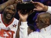 Kobe Bryant Shaquille O'Neal, Co-MVP All-Star Game 2009