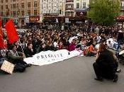 protestations étudiantes font nouveau l'actualité France