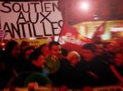 L'extrême gauche défile pour Guadeloupe «qui nous montre voie»