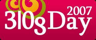 Aujourd'hui, c'est Blog Day!...