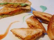 Cuisine vidéo Sandwichs indiens