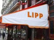 Brasserie Lipp rendez-vous Tout-Paris artistique, littéraire politique