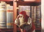 Bibliothèque Père Noël Laponie Finlande