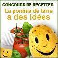 Pommes terre farcies Saint-Jacques