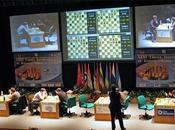 Tournoi international d'échecs Linares ronde
