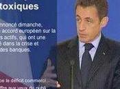 """Sarkozy est-il """"actif toxique"""""""