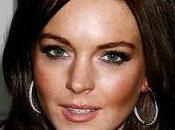 Lindsay Lohan traces Marylin