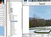 flux traitement images sous Linux