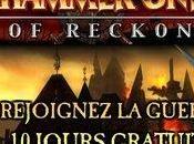 Warhammer Online jours offerts