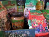 colis Ethiquable: saveurs sens