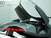 Audi Shark soucoupe volante
