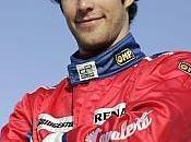 Bruno Senna essais aujourd'hui Paul Ricard