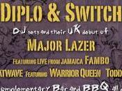 Major Lazer (Diplo, Switch)
