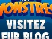 film Monstres contre Aliens dévoile blog