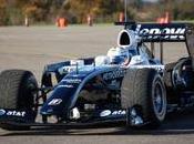 journée d'essais ordinaire pour Williams Nico Rosberg