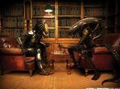 Alien contre Predator...