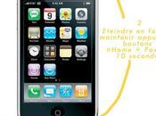 Faille sécurité Code iPhones