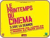 printemps cinéma films chers pendant trois jours bande annonce
