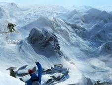 Shaun white snowboarding test