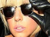 autographe Lady Gaga penis