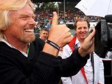 Richard Branson souhaite s'impliquer davantage avec Brawn