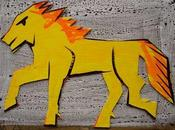 """Projet cours développement, """"Horse Power Peinture Puissance Cheval"""", réalisation."""