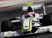 Rubens Barrichello reculera places grille