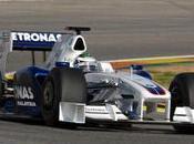 Sauber n'était quête performance vendredi