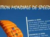 Compétition mondiale Speed-Riding Maurienne