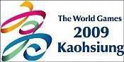 Jeux Mondiaux, Kaohsiung (Taiwan).