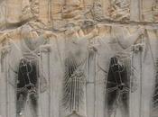 Persépolis Quand géopolitique mêle d'archéologie.