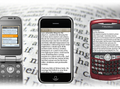 Wattpad, partage d'ebooks supprimé BlackBerry World